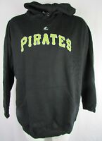 Pittsburgh Pirates Majestic Men's Pullover Hoodie MLB 3XLT 5XL 6XL