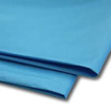 """100 Sheets Turquoise Tissue Paper 20"""" x 30"""" 500mm x 750mm Acid Free"""