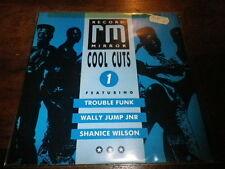 "TROUBLE FUNK - WALLY JUMP - WILSON - 45 tours promo / Promo 7"" !!! EURO"