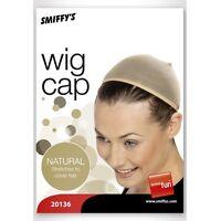 Ladies Smifys Glamourama Black Blonde White Neon Wigs Long Straight Wig Fringe