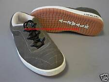 SHOES AIRWALK, GRAY SOCCER WORLD SKATE/CASUAL VINTAGE BOY'S/MEN'S 6.5 GIRL'S 8