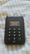 More details for paypal here card reader used black working