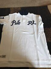 Polo Ralph Lauren Men Polo RL Shirt Size L