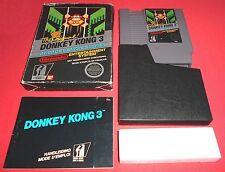Nintendo NES Donkey Kong 3 [PAL B HOL FRA] Super *JRF*