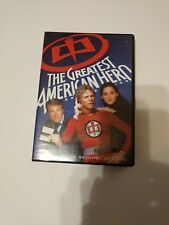 The Greatest American Hero - Season 2 DVD 2010 4-Disc Set Second Season Two