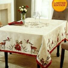 """NEW Better Homes & Gardens Heritage Collection Tablecloth - 60"""" x 84"""""""