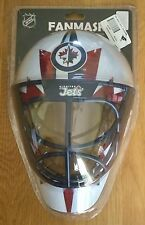 Winnipeg Jets NHL Netminder Goalie Helmet Mask