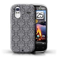 STUFF4 Back Case/Cover/Skin for HTC Amaze 4G/Winter Fashion
