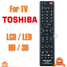 Remote control for TOSHIBA TV. without setting universal remote good compatible