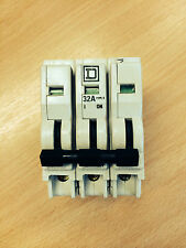 Square D 32A 3 Phase Breaker