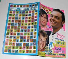 CIOE' (copertina adesiva) n 50 (2001) cover  TIZIANO FERRO