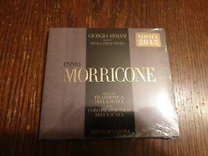 Ennio Morricone. CD. Musica Per Il Cinema. 2 CD. Sigillato.