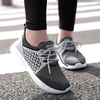 Women's Sneakers Breathable Athletic Sports Running Tennis Casual Walking Shoes