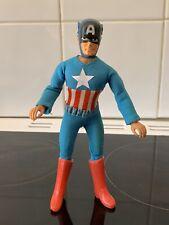 Mego Captain America Action Figure