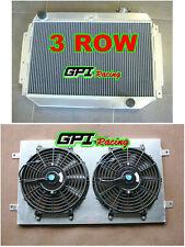 GPI Radiator HOLDEN Kingswood HG HT HK HQ HJ HX HZ V8 Chev engine MT+SHROUD&FAN