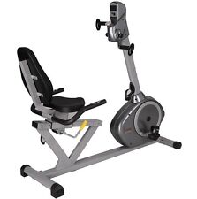 Recumbent Exercise Bike Stationary With Arm Excersize Magnetic WorkOut Equipment