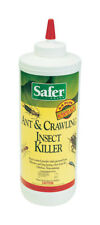 New listing Safer Ant & Crawling Powder Insect Control 7 oz.
