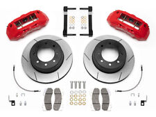 Wilwood TX6R Rear Big Brake Kit fits 2013-2017 Ford F-250,F-350 Super Duty 4X4