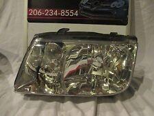 1999-2000-2001-2002 VOLKSWAGEN JETTA MK4 DRIVERS/LEFT SIDE HEADLIGHT