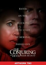 The Conjuring: The Devil Made Me Do It  (DVD) Sterling Jerins, Vera Farmiga