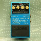 BOSS PS-2 Digital Pitch Shifter Delay Guitar effect pedal