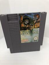 The Battle Of Olympus Pal B Nes Nintendo Entertainment System