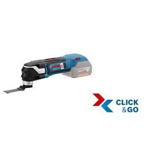 Bosch Akku-Multi-Cutter GOP 18 V-28, mit L-BOXX & 1x Tauchsägeblatt PAIZ 32 APB
