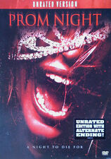 Prom Night - Brittany Snow - Unrated Version - Sealed Dvd In Slip Cover