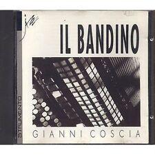 GIANNI COSCIA - Il bandino - CD 1993 USATO BUONE CONDIZIONI