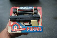 Vintage Knickerbocker Safety Dart Pistol in Package!!!