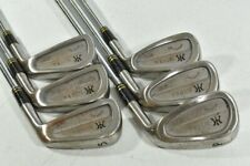 Miura CB-202 Straight Neck 5-PW Iron Set Right DG105 S300 Stiff Steel # 82450