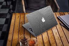 Calcomanía de patrón para Macbook Pro Pegatina de vinilo Laptop Mac Notebook diversión de textura de la piel