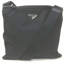 Prada Shoulder Bag  Black Nylon 1602638