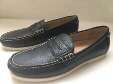 *NEW* Polo by Ralph Lauren Bjorn Penny Moccasin  Leather Loafers - BLK 13