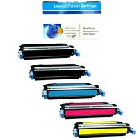 For HP 642A Color LaserJet Enterprise CP4005 CP4005N CP4005DN Toner Combo CB400A