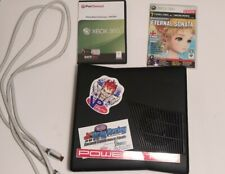Microsoft Xbox 360 Slim Model 1439 w/ Game - No Hard Drive