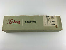 LEICA LEITZ BOOWU Copy Stand DIN A4 DIN A5 DIN A6 in Box Good Condition