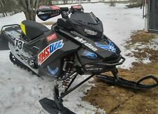 Ski-Doo Rev Gen 4 600 850 900 Low Black Windshield (Available in 8 Colors)