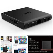 S905X 4K T95X Smart HD TV BOX Android 8G WiFi  KODI XBMC Equipos DLNA Amlogic