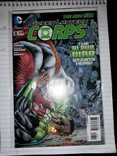 Green Latern Corps #8 (The New 52, 2011 2nd Series, July 2012, DC)