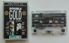 Cassette Various – Double Gold MC2 1991 House, Disco, Synth-pop, Hip Hop Tape