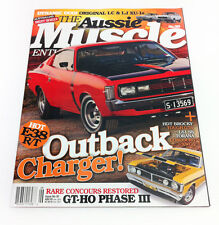 THE AUSSIE MUSCLE ENTHUSIASTS #30  MAGAZINE