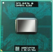 Intel Core 2 Duo P9700 2.80GHz 6M Cache 1066 MHz FSB Processor PM45 GM45 Chipset