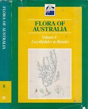 FLORA of AUSTRALIA vol 8 LECYTHIDALES to BATALES cabbage wild turnip water cress