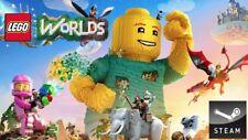 LEGO Worlds PC 2017 STEAM KEY REGION FREE