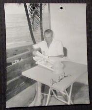 JOHN HUSTON Signed 8x10 Photo VG 4.0 Director