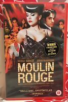 Moulin Rouge VHS Video Tape Big Box Ex Rental Collectable Rare Movie TBLO