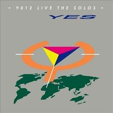 9012 Live: The Solos by Yes (CD, Oct-2011, Friday Music) 2 bonus tracks