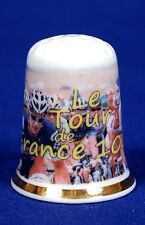 Le Tour de France 100 China Thimble B/115