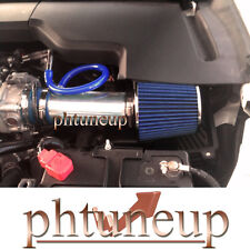 BLUE 2009-2014 ACURA TL 3.5 3.5L 3.7 3.7L V6 AIR INTAKE KIT SYSTEMS + FILTER